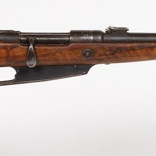 Cghaenel Bolt-Action Rifle 1890s JMD-10978