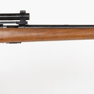 Winchester 43 Rifle with scope or sight 1950's JMD-10127