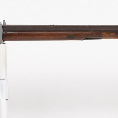 Adams Half-Stock Kentucky Rifle 1850s JMD-11963 | Barnebys
