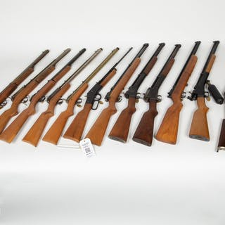 Benjamin Franklin, Hahn, Crosman Arms Co., Challenger Arms Sport