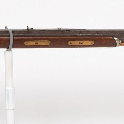 S  Hawken Rifle 1850s JMD-10068 | Barnebys