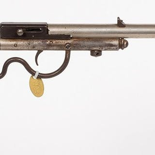 Unknown mfr. Single-Shot Rifle 1890s JMD-11031