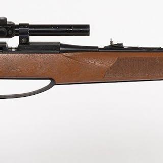 Daisy Lead Air Rifle, Air with Scope or Sight 1950s JMD-11020