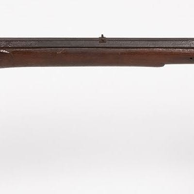 Unknown mfr. Kentucky Rifle, Kentucky-Style 1840's JMD-10539