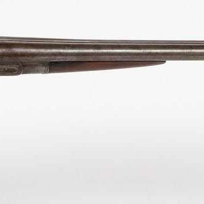 Thomas Parker, British Shotgun, Double-Barrel 1880s JMD