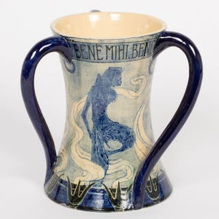 F.D. Jones Ceramic Vase JMD-10035