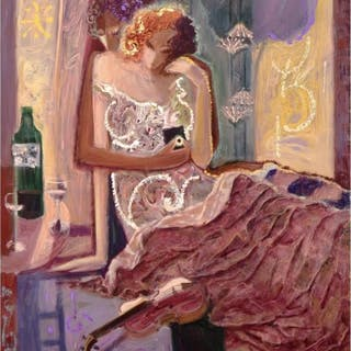 Passionate Night by Sabzi