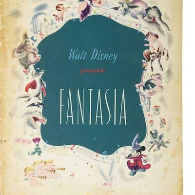 Fantasia Multi-Signed Program.