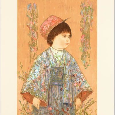 Festival Day by Hibel (1917-2014)