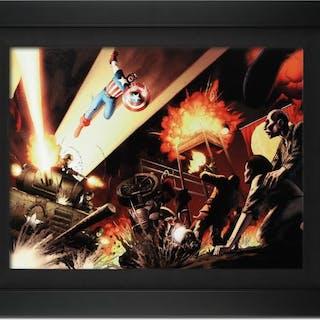 Fallen Son: Death of Captain America #5 by Stan Lee - Marvel Comics