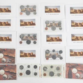 Grouping of (20) RCM PL Sets 1980s