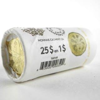 Special Wrap Roll - RCM Equality Dollar 25 x $1.00