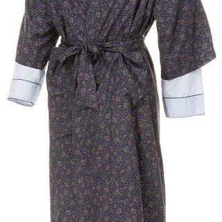 Patrick Duffy 'Bobby Ewing' pajamas and robe from Dallas.