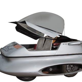 Futuristic car from Sleeper.