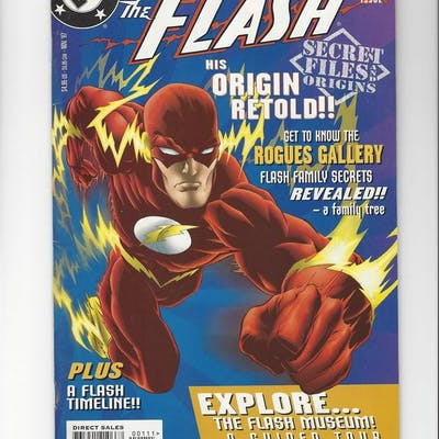 The Flash Secret Files Issue #1 by DC Comics