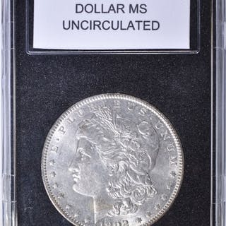 1902 MORGAN DOLLAR UNC
