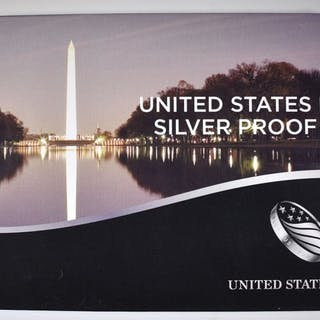 2013 U.S SILVER PROOF SET ORIG PACKAGING