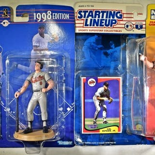 1994 & 1998: STARTING LINE UP: CAL