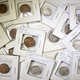 U.S. MINT ERROR COIN LOT: