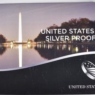 2013 U.S. SILVER PROOF SET IN ORIG PACKAGING
