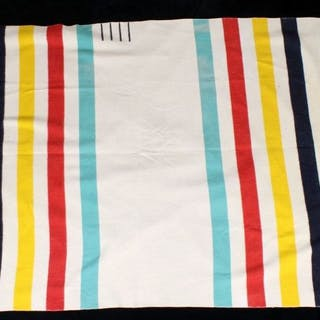 Original Hudson Bay Four Point Blanket