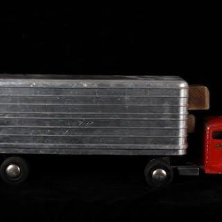 Original Smith Miller Semi-Truck circa 1950's