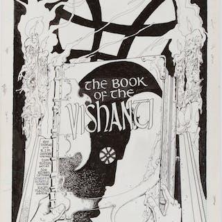 Tom Sutton artwork for Dr. Strange: Sorcerer Supreme #6 complete 5-page