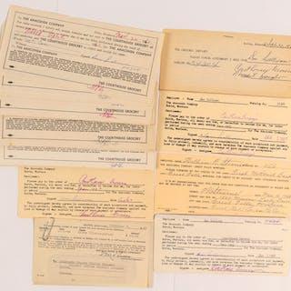 Anaconda Mining Co, Documents #50326