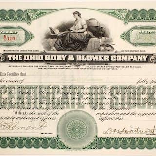 Ohio Body & Blower Co. #89612