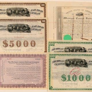 The Michigan Central Railroad Co. #101347