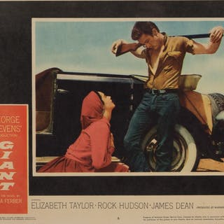 Elizabeth Taylor (150+) US and foreign lobby cards and heralds.