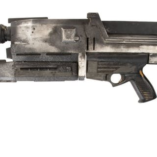 Endoskeleton 'Terminator' Westinghouse M95A1 Phased Plasma Rifle from