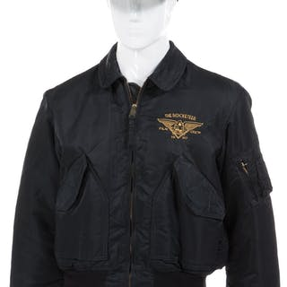 Crew jacket and hat from The Rocketeer.
