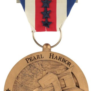 Pearl Harbor Industrial Light & Magic crew gift.