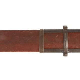 Roman gladius and scabbard from Gladiator.