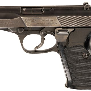 Sean Connery 'James Bond 007' hero Walther P5 pistol from Never Say