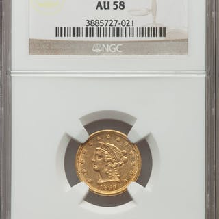 1860-S $2 1/2