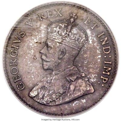 George V Specimen 5 Cents 1911 SP63 PCGS,...