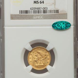1852 $2 1/2