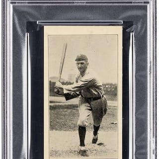 1916 M101 4 Sporting News Joe Jackson Blank Back 87 Psa