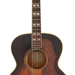 Buddy Holly/Everly Brothers 1951 Gibson J-185 Sunburst Acoustic Guitar