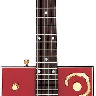 Bo Diddley's 1999 Gretsch 6138 Signature Model Firebird Red Semi-Hollow