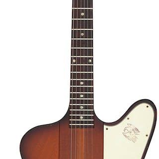 Stephen Stills 1964 Gibson Firebird Sunburst Solid Body Electric Guitar
