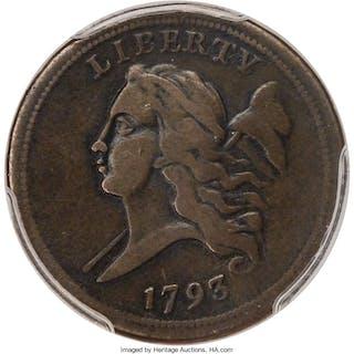 1793 1/2 C C-1, MS, BN