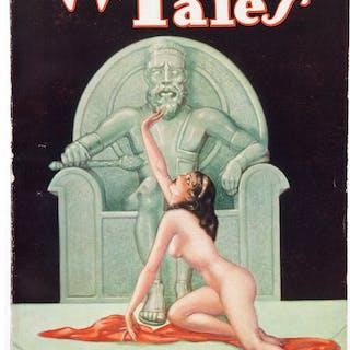 Weird Tales (Pulp) #1933-06