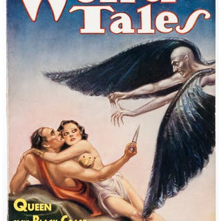 Weird Tales (Pulp) #1934-05