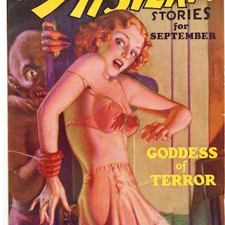 Spicy Mystery Stories (pulp) #1935-09