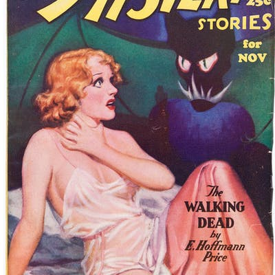 Spicy Mystery Stories (pulp) #1935-11