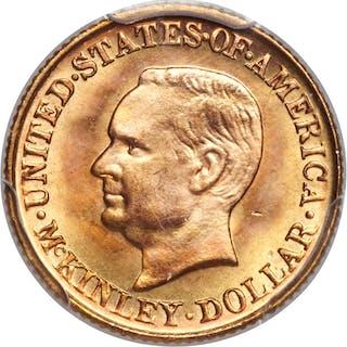 1917 G$1 McKinley