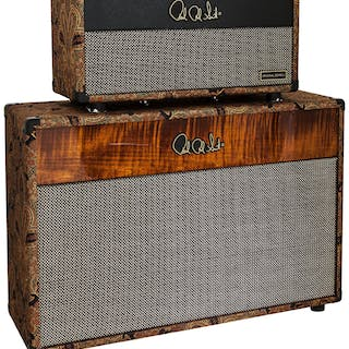 Paul Reed Smith (PRS) Sewell 50 Paisley Half-Stack Amplifier, Serial